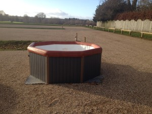 Standard Hot Tub Hire Hot Tub