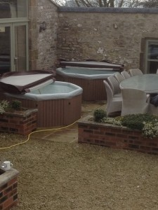 Portable Hot Tub Hire